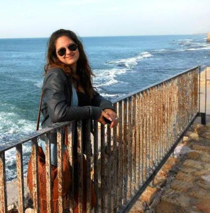 Zoe in Haifa